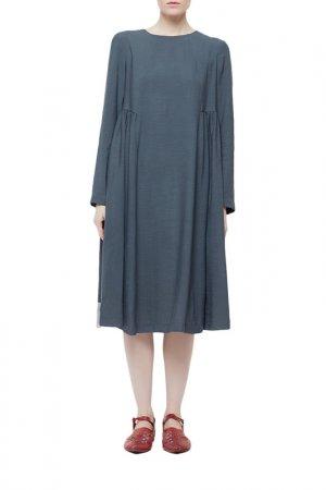 Платье Cyrille Gassiline. Цвет: серый