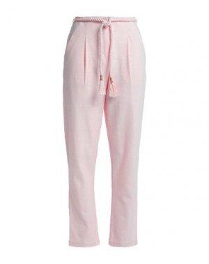 Повседневные брюки ANTIK BATIK. Цвет: розовый