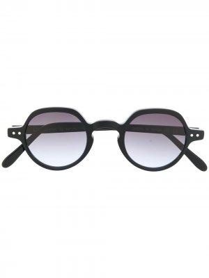 Солнцезащитные очки Imero с градиентными линзами Epos. Цвет: черный