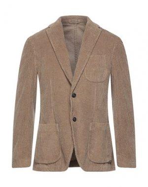 Пиджак ALTEA. Цвет: хаки