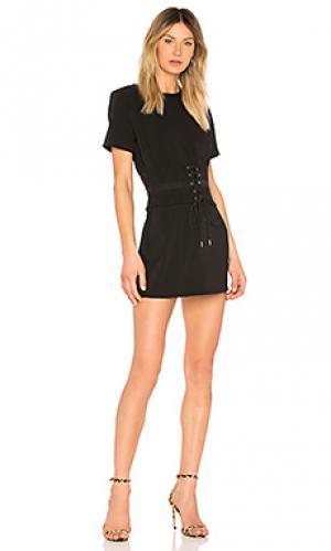 Платье-майка cecil NBD. Цвет: черный