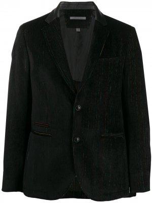 Вельветовый пиджак John Varvatos