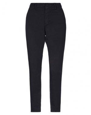 Повседневные брюки J BRAND. Цвет: темно-синий