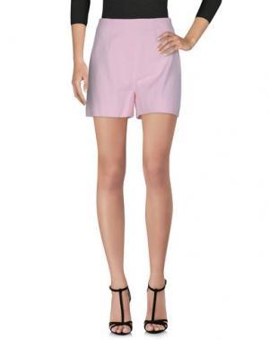 Повседневные шорты TROU AUX BICHES. Цвет: розовый