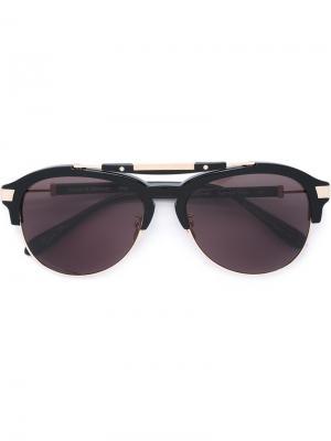 Солнцезащитные очки Luz del Viaje Frency & Mercury. Цвет: чёрный