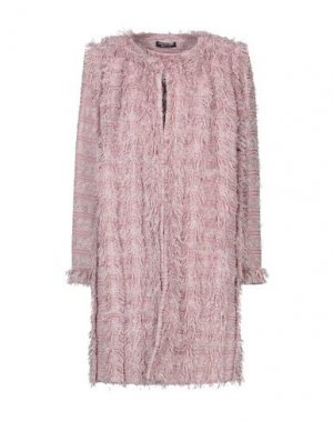 Легкое пальто ALESSANDRO LEGORA. Цвет: пастельно-розовый