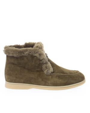 Ботинки Y913-2 38 хаки Just Couture. Цвет: хаки