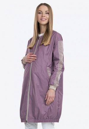 Куртка Modress. Цвет: фиолетовый
