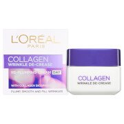Антивозрастной дневной крем с коллагеном Dermo Expertise Wrinkle Decrease Collagen Re-plumper Day Cream (50 мл) LOreal Paris