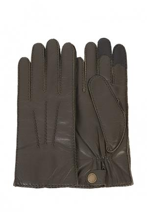 Перчатки Michel Katana. Цвет: хаки