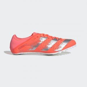 Шиповки для легкой атлетики Sprintstar Performance adidas. Цвет: белый