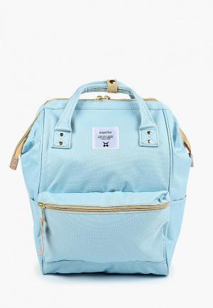 Рюкзак Anello REGULAR 15L. Цвет: голубой