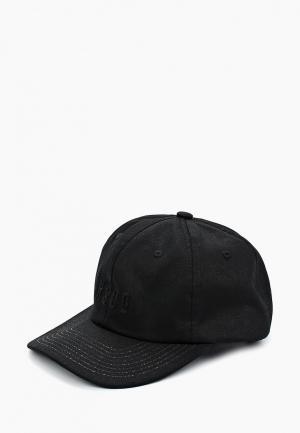 Бейсболка Herschel Supply Co MOSBY CURVE. Цвет: черный