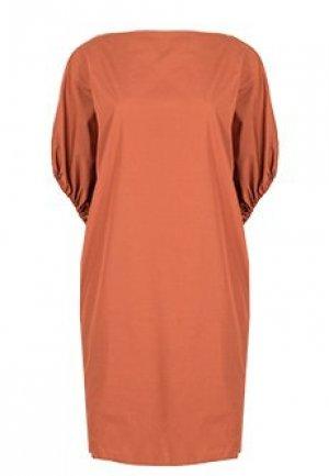 Платье No21. Цвет: коричневый