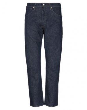 Джинсовые брюки LEVI' S. Цвет: синий