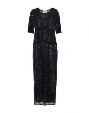 Длинное платье ANTIK BATIK. Цвет: черный