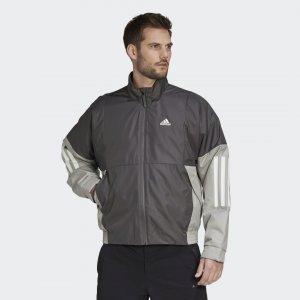 Утепленная куртка Back to Sport Lite Performance adidas. Цвет: белый