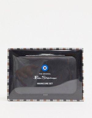 Маникюрный набор -Черный Ben Sherman