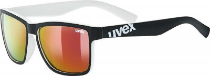 Солнцезащитные очки LGL 39 Uvex. Цвет: черный