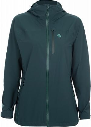 Ветровка женская Stretch Ozonic, размер 48 Mountain Hardwear. Цвет: синий