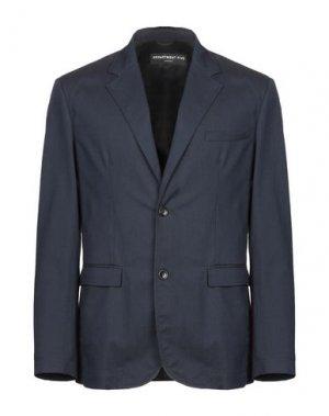 Пиджак DEPARTMENT 5. Цвет: темно-синий