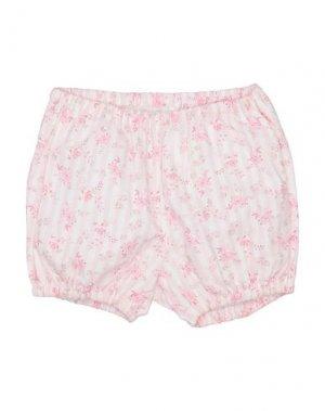 Повседневные шорты BABY GRAZIELLA. Цвет: розовый