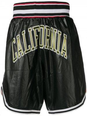 Боксерские шорты California Faith Connexion. Цвет: черный