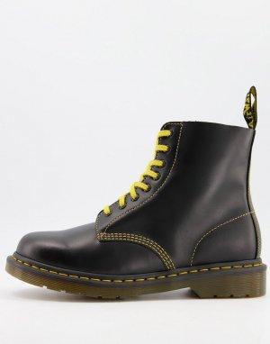 Темно-серые ботинки челси 2976-Серый Dr Martens