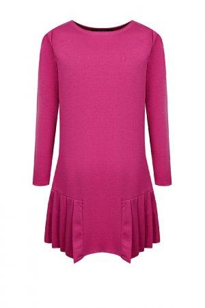 Платье Polo Ralph Lauren. Цвет: college pink