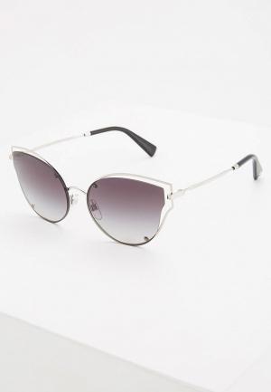 Очки солнцезащитные Valentino VA779DWZAX27. Цвет: серебряный