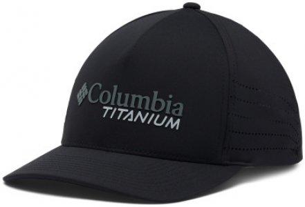 Бейсболка Titanium™ Columbia. Цвет: черный