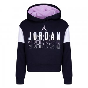 Air Highlights Boxy Pullover Jordan. Цвет: черный