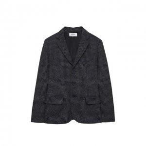 Пиджак Aletta. Цвет: серый