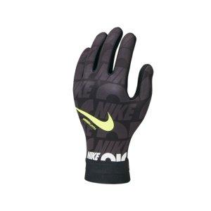 Детские футбольные перчатки Jr. Academy HyperWarm - Черный Nike