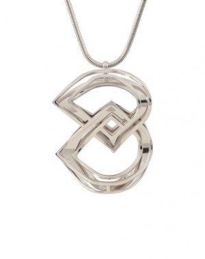 Ожерелье DSQUARED2. Цвет: серебристый
