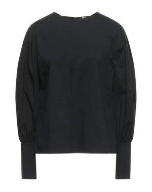 Блузка DIXIE. Цвет: черный