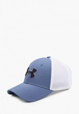 Бейсболка Under Armour UA Classic Mesh Cap. Цвет: синий