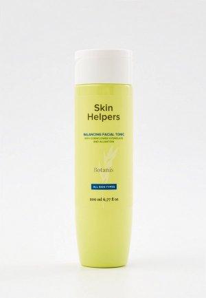 Тоник для лица Gloria Sugaring & Spa Skin Helpers, 200 мл. Цвет: прозрачный