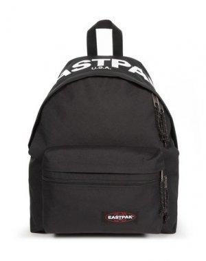 Рюкзаки и сумки на пояс EASTPAK. Цвет: черный
