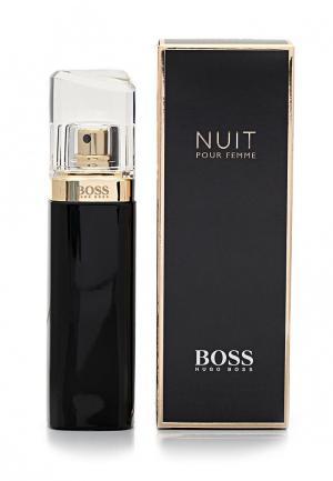 Парфюмерная вода Hugo Boss Nuit 50 мл. Цвет: белый