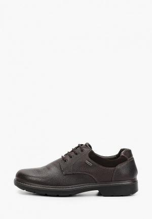 Туфли Ara с увеличенной полнотой К. Цвет: коричневый