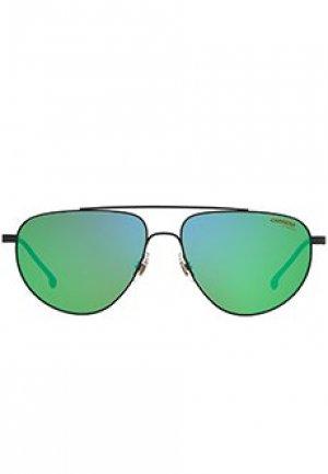 Солнцезащитные очки CARRERA. Цвет: зеленый