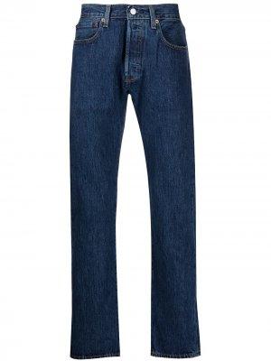 Levis прямые джинсы 501® Original Levi's. Цвет: stonewas