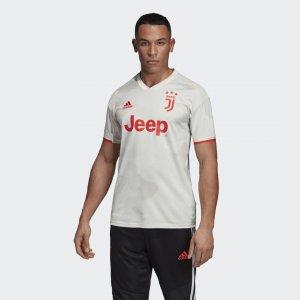 Гостевая игровая футболка Ювентус Performance adidas. Цвет: белый