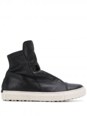 Ботинки с широким голенищем Fiorentini + Baker. Цвет: черный