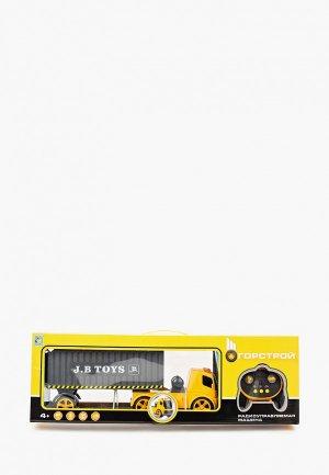 Игрушка радиоуправляемая 1Toy. Цвет: желтый
