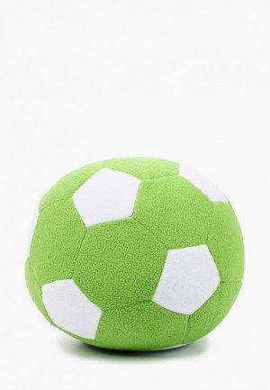 Игрушка мягкая Magic Bear Toys Мяч мягкий, 23 см.. Цвет: зеленый