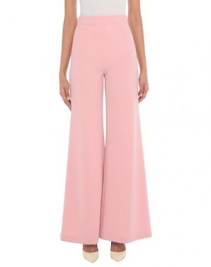 Повседневные брюки BOTONDI MILANO. Цвет: розовый