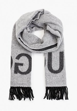 Шарф Hugo Unisex-Z 470_1. Цвет: серый
