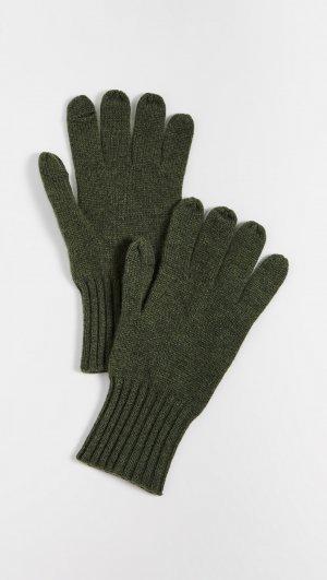 Cashmere Texting Gloves Carolina Amato